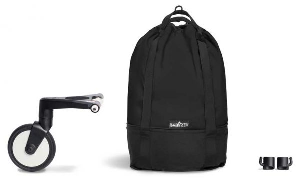 BABYZEN YOYO Bag Einkaufstasche schwarz