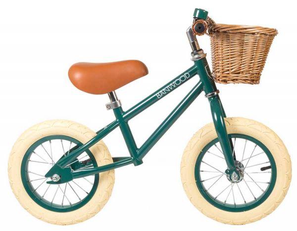 Banwood Laufrad für Kinder in grün