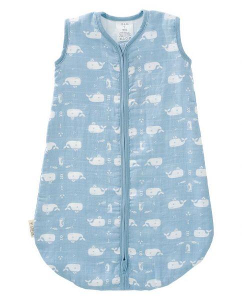 Fresk muslin baby sleeping bag Animals
