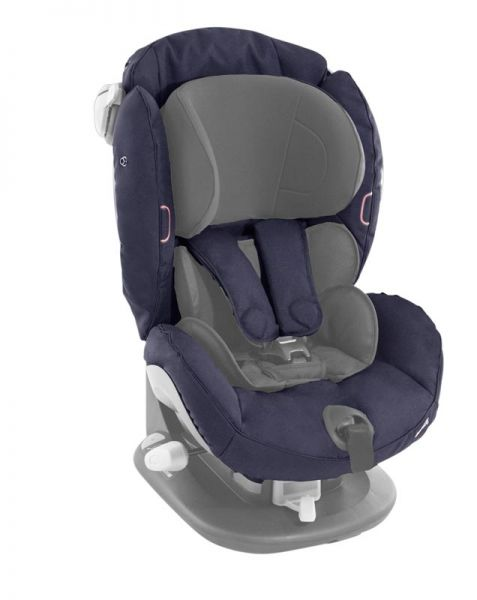 BeSafe Ersatzbezug Kindersitz Black Cab