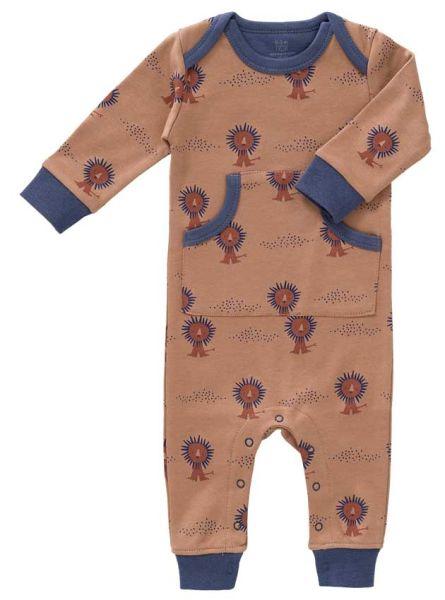 Fresk Baby Bio Strampler Löwe