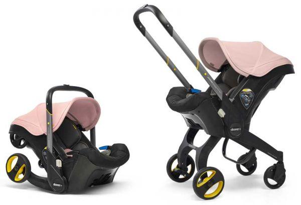 Doona Babyschale blush pink