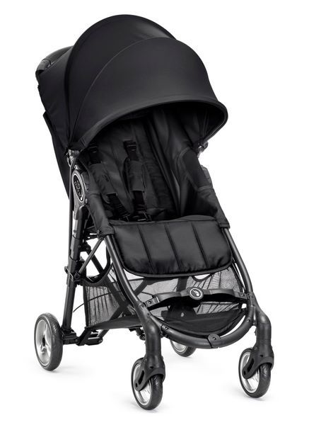 Baby Jogger City Mini Zip schwarz