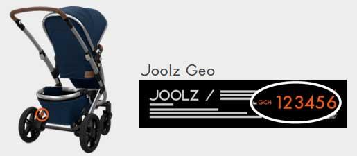joolz-geo-seriennummer
