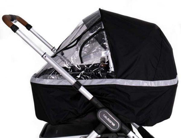 Teutonia Regenschutz für Trio Kinderwagen