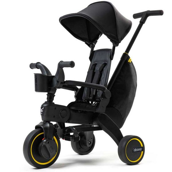 Liki Trike Midnight Edition
